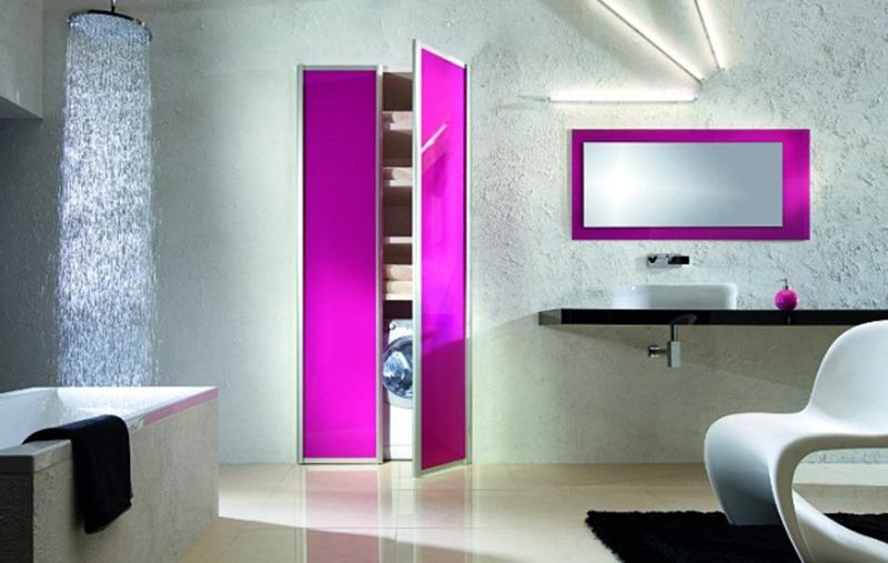Jak urządzić małą łazienkę? fot.: Komandor