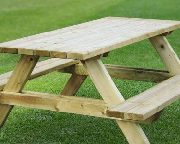 Jak wybrać drewniane meble ogrodowe
