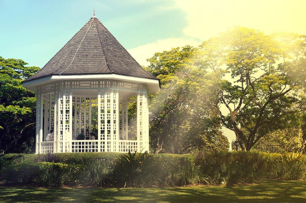 Jaką wybrać altankę ogrodową - otwartą czy osłoniętą?