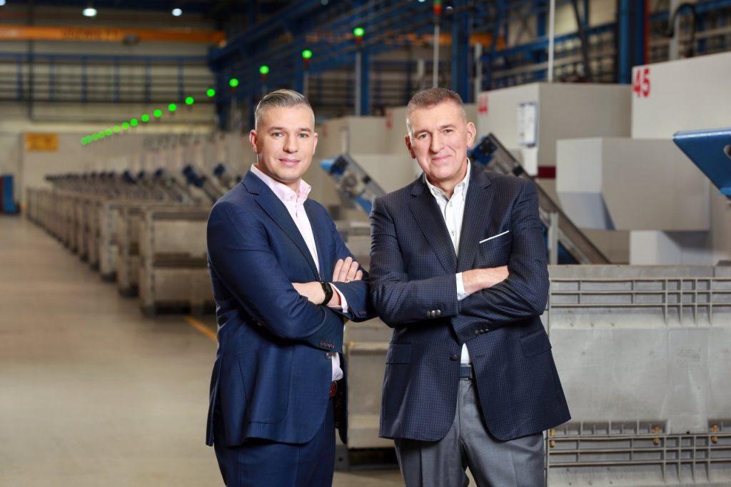 Paweł i Wojciech Klimas