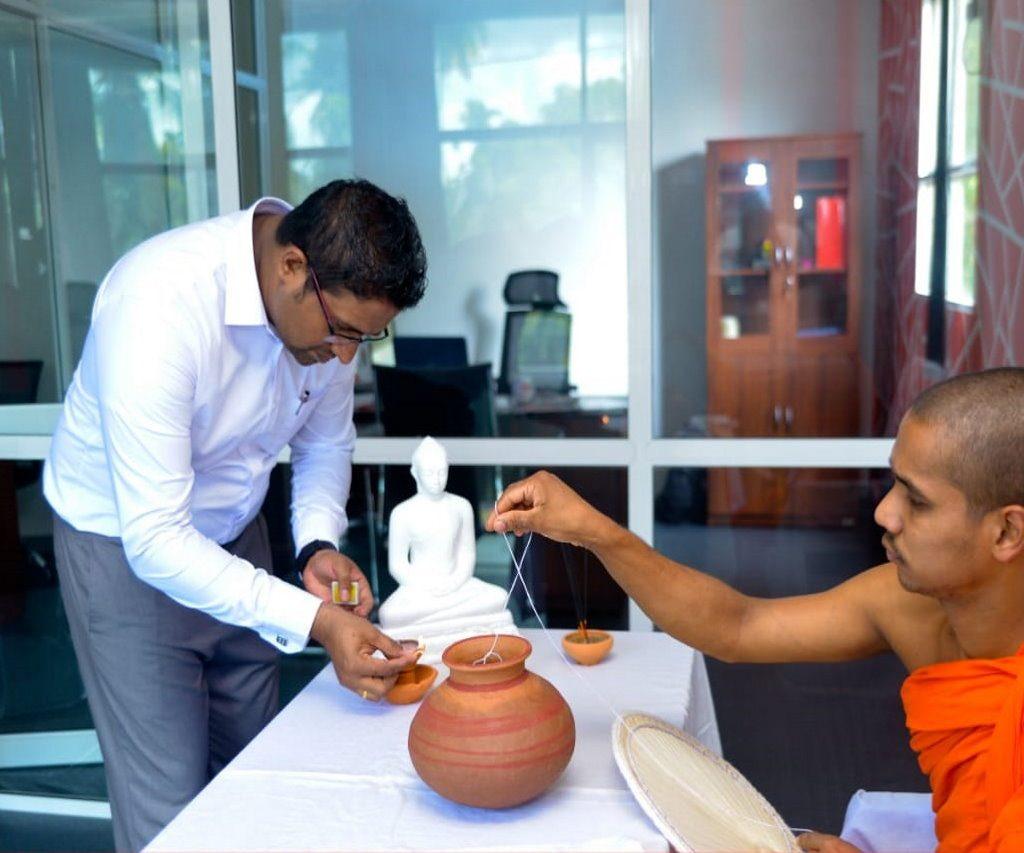 Rozwój sprzedaży na Sri Lance