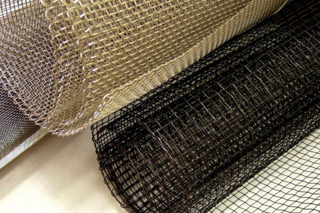 Metalowe siatki tkane rozne modele kupisz przez internet